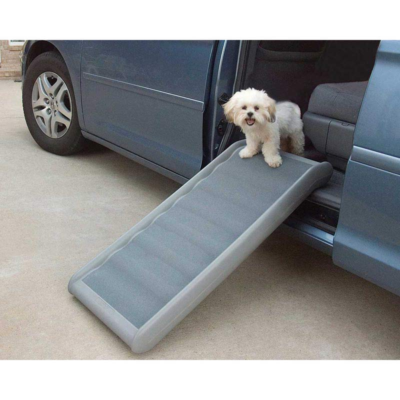 Solvit Half Ramp II - Dog Ramps for Cars