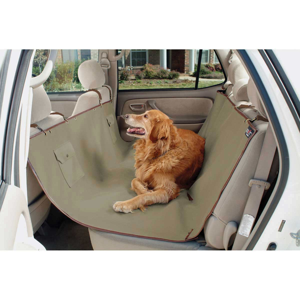 Solvit Waterproof Hammock Seat Cover for Vehicle