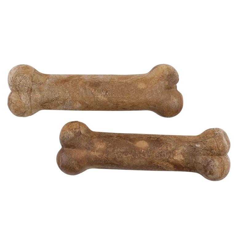 Nylabone Natural Healthy Edibles Roast Beef Dog Chews - Wolf Twin Pack