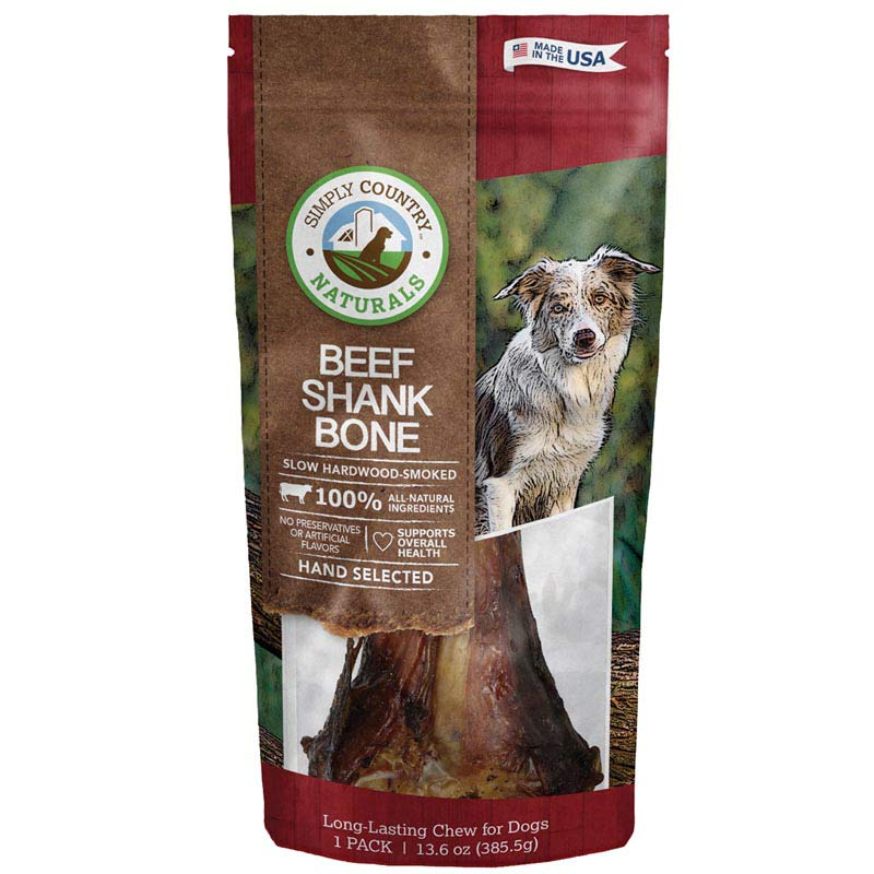 Simply Country Naturals Beef Shank Bone for Dogs