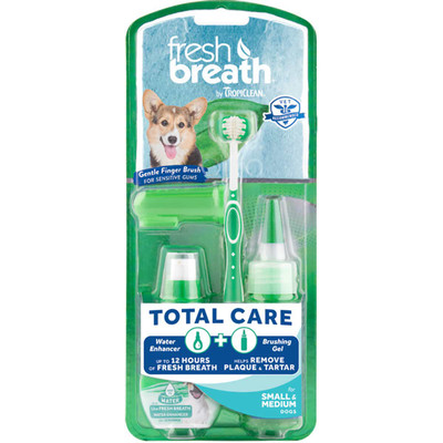 Tropiclean Fresh Breath Total Care for Small and Medium Dogs