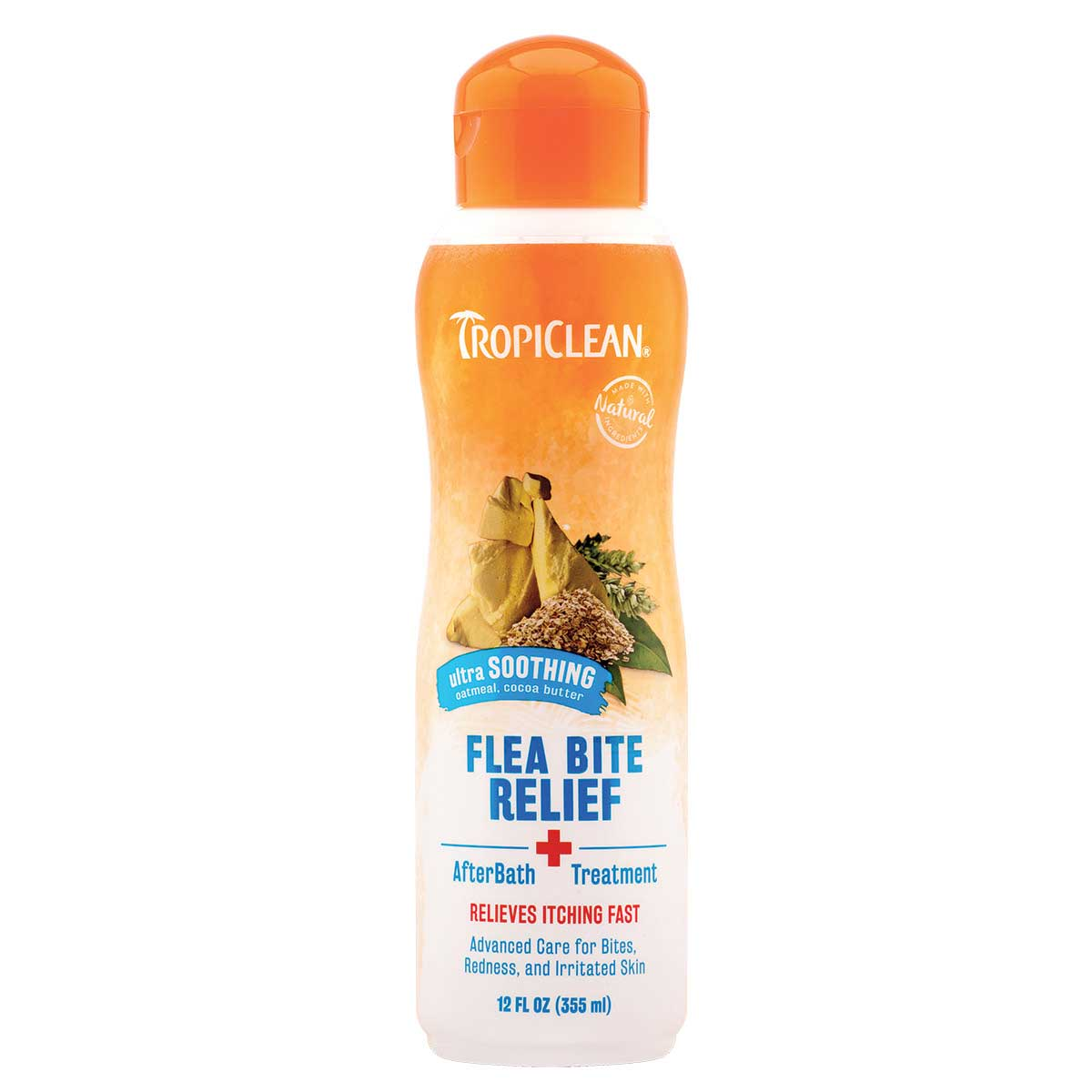 Tropiclean Ultra Soothing Bite Relief Afterbath Treatment 12 oz