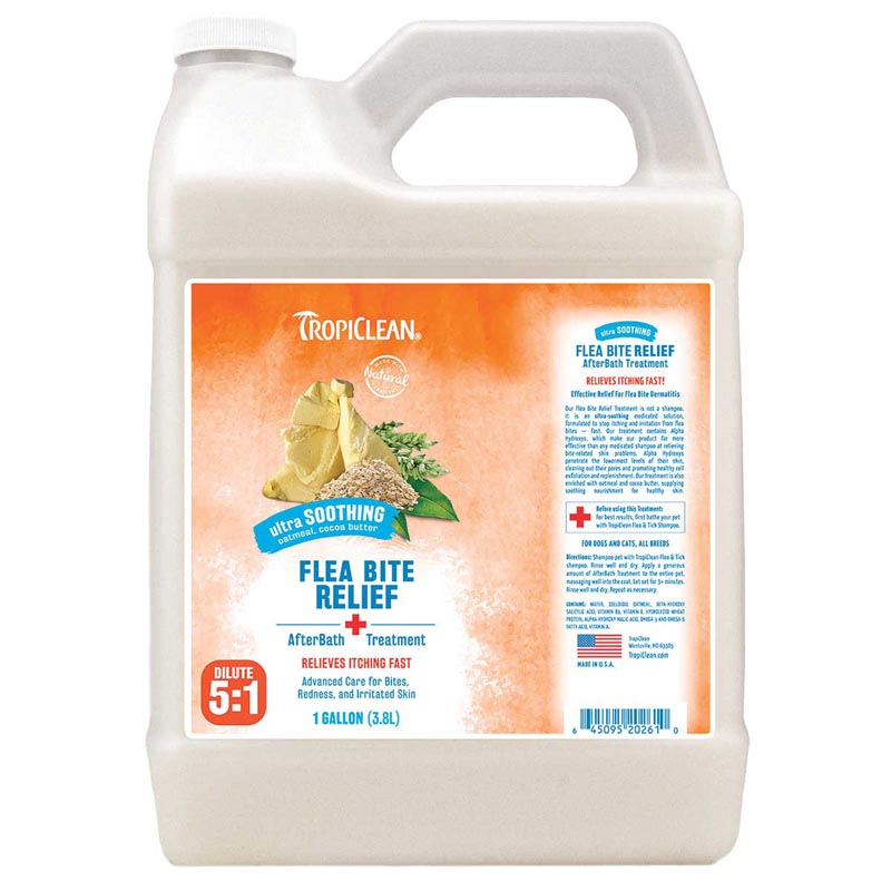 Tropiclean Natural Flea & Tick Bite