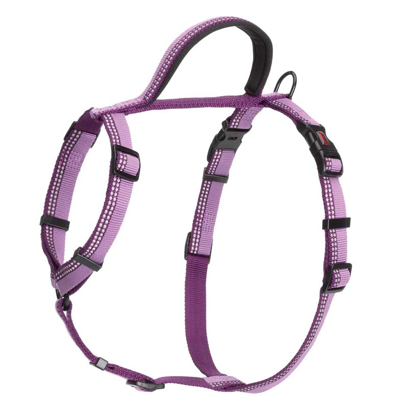 Halti Walking Harness X-Small Purple Adjustable 14 inches -18 inches