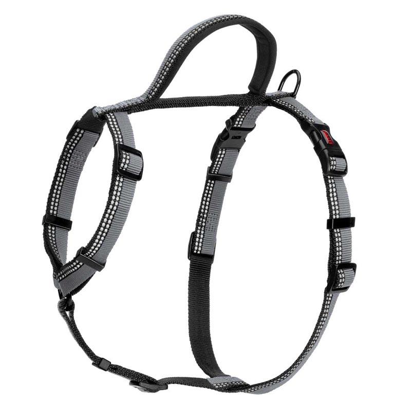 Halti Walking Harness Medium Black/Grey 22 inches -30 inches