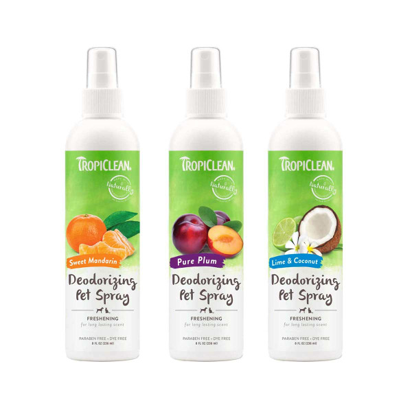 Tropiclean Deodorizing Pet Spray 8 oz