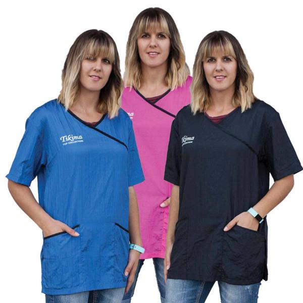 Tikima Fiori Shirt for Groomers XL-2XL