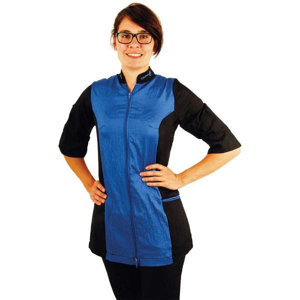 Cobalt Small-Large Tikima Caprezo Grooming Jacket