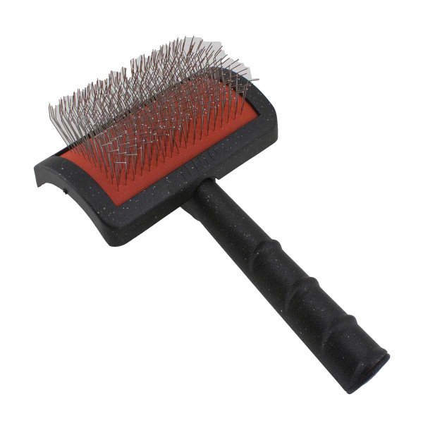 Yento Mega Pin Medium Slicker Brush for Pet Grooming