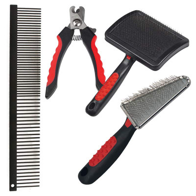 Paw Brothers Basic Grooming Tool Starter Kit