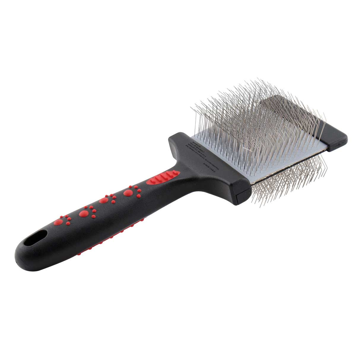 Paw Brothers Soft/Large Double Sided Flex Slicker Grooming Brush