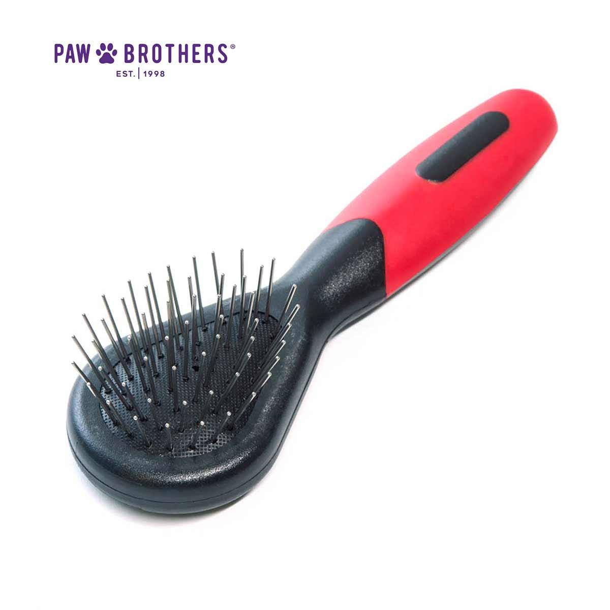 Paw Brothers Mini Soft Pin Brush