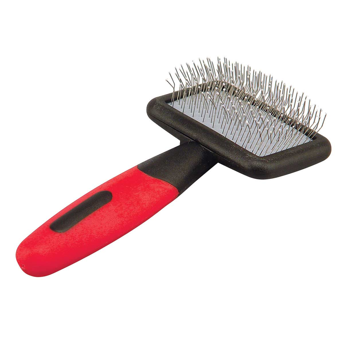 Paw Brothers Mini Soft Pin Slicker Brush With Coated Pin Tips