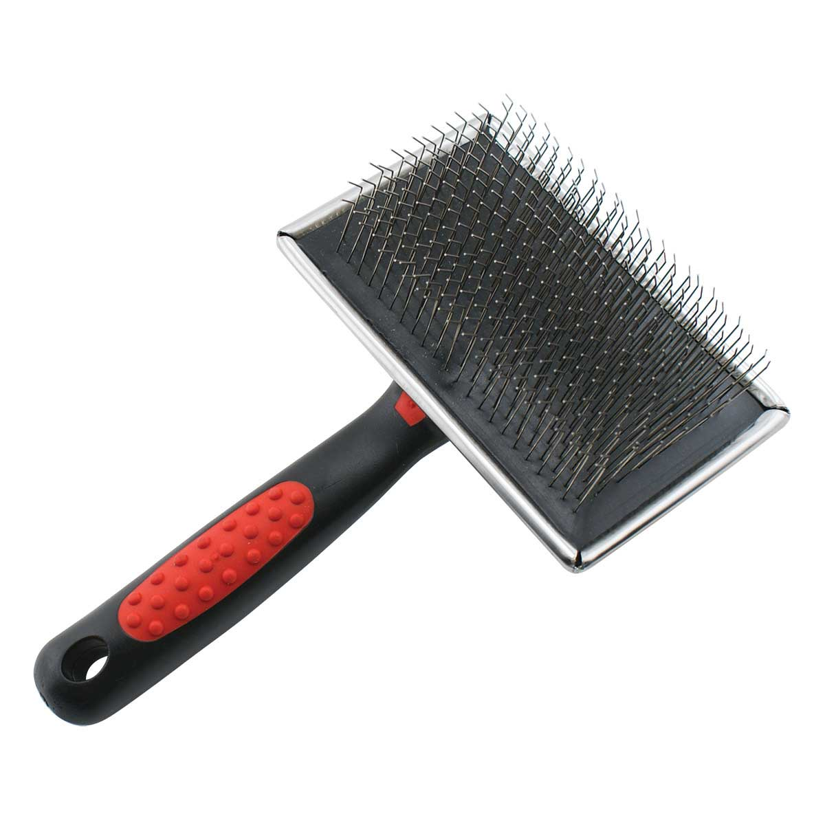 Paw Brothers Hard Pin Flat Slicker Brush