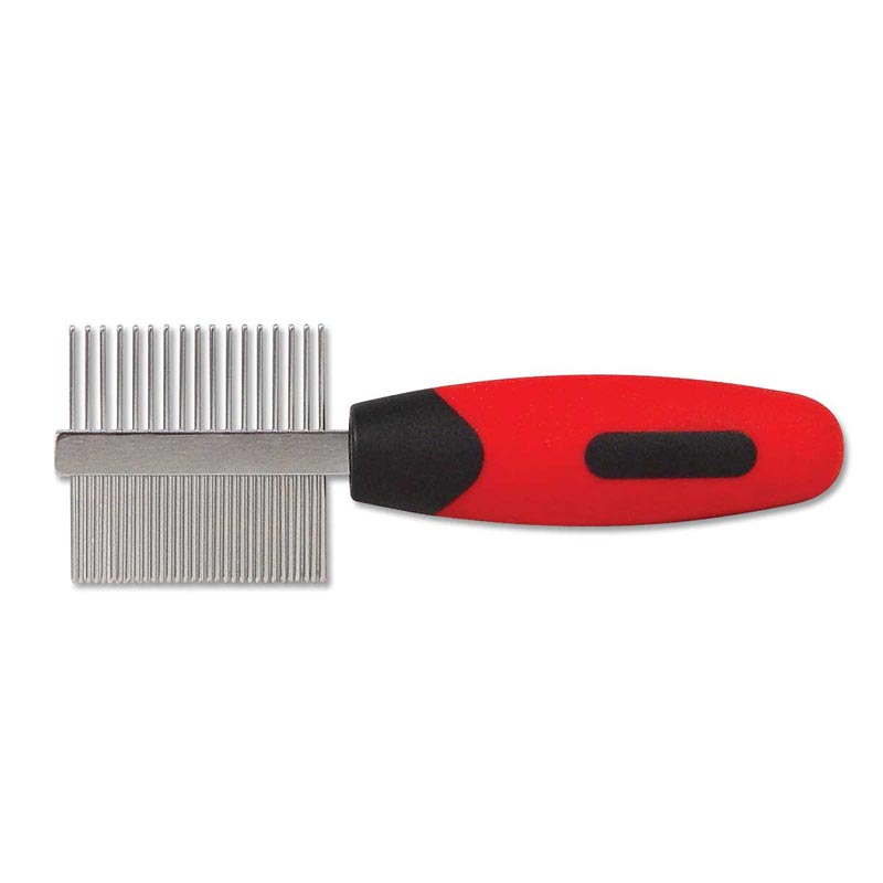 Paw Brothers 2 Sided Mini Fine and Coarse Comb