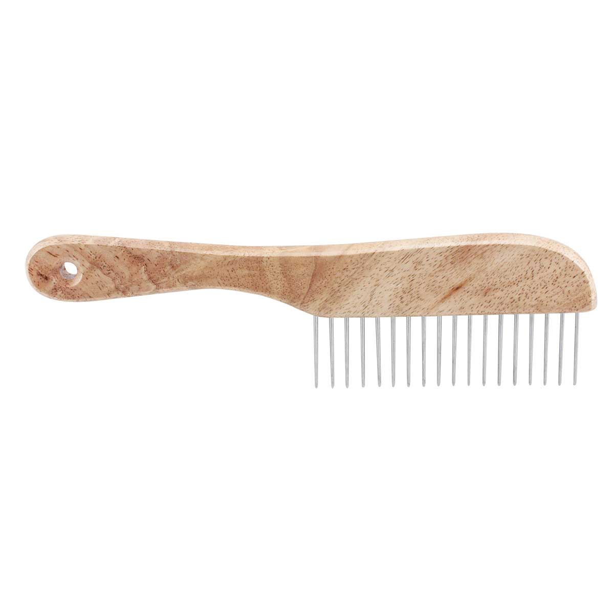 Paw Brothers Poodle Comb with Regular Teeth