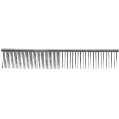 Paw Brothers 7.5 inch Fine and Coarse Greyhound Style Comb