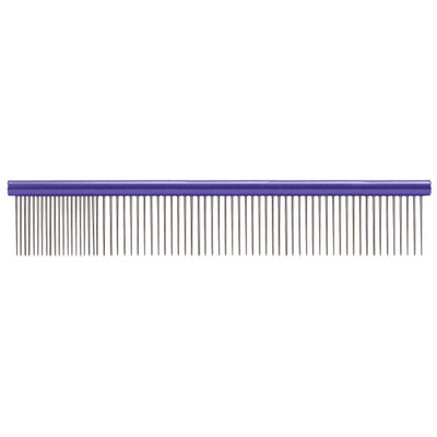 Paw Brothers 10 inch Purple Super Comb for Fine and Medium Hair
