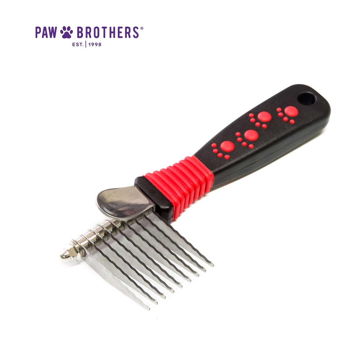 9 Blade Paw Brothers Dematting Tool
