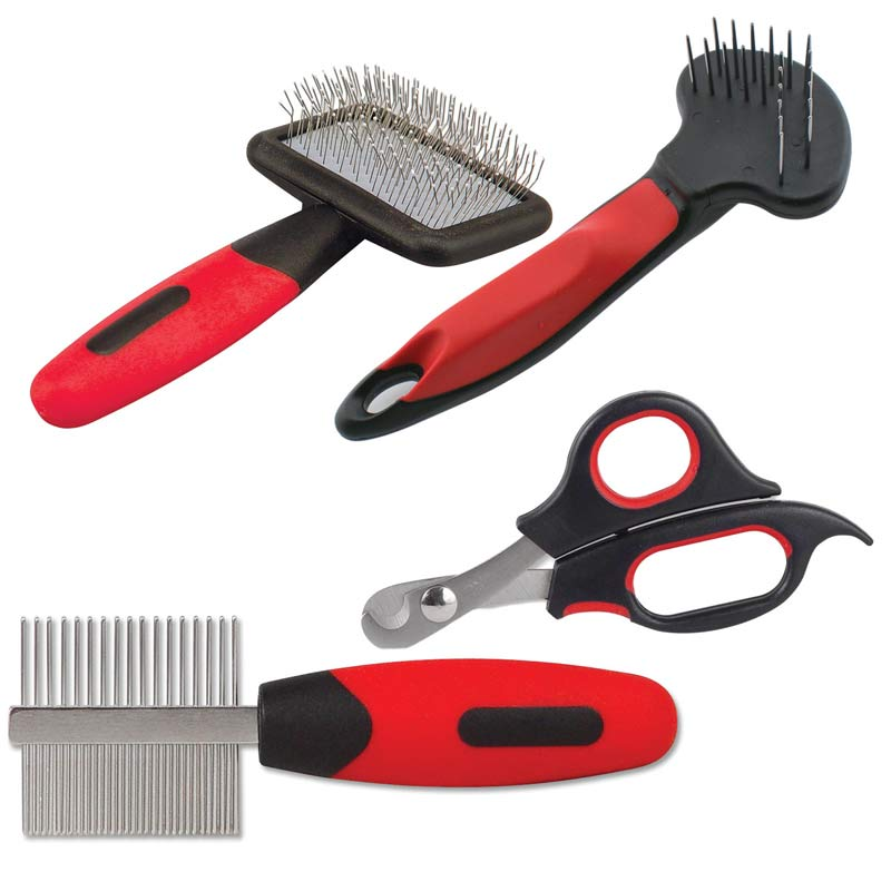 Paw Brothers Small Dog Grooming Tool Kit