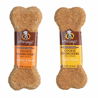 Etta Says! Cookie Cruncher 1oz available at Ryan's Pet Supplies