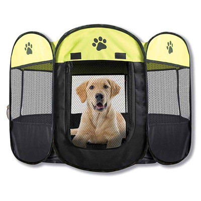 Coleman Portable Playpen available at Ryan's Pet Supplies