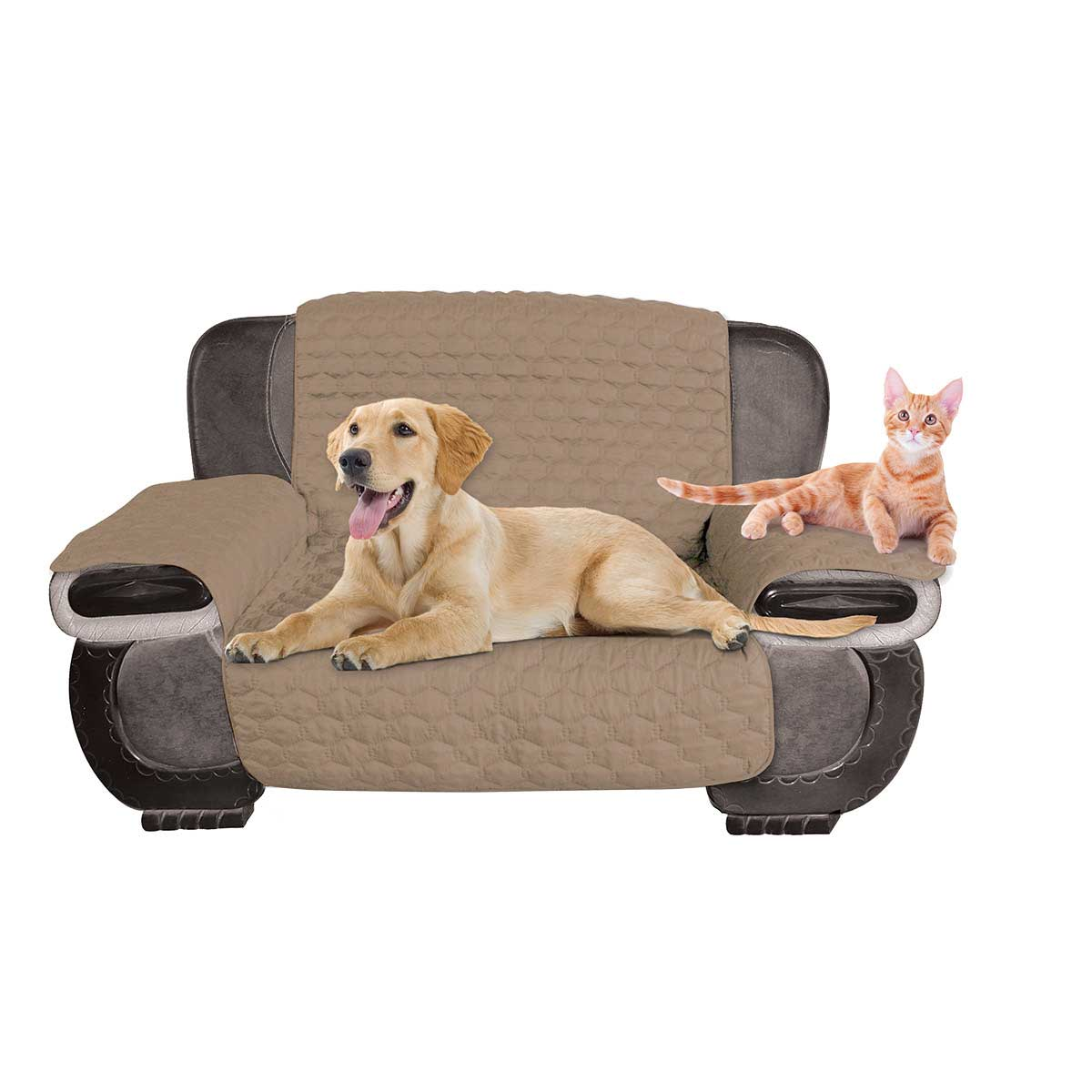 Protective Furniture Cover - Protects from Animal Hair, Dirt, and Stains