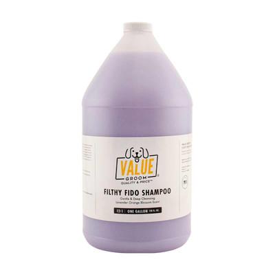 Value Groom Filthy Fido Pet Shampoo Gallon