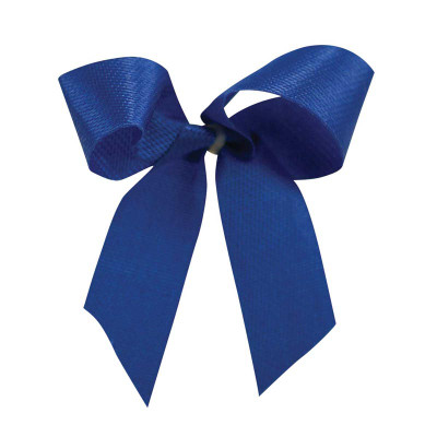 Fancy Finishes Single Satin .625 inch Dog Bows - 100 Count Bag