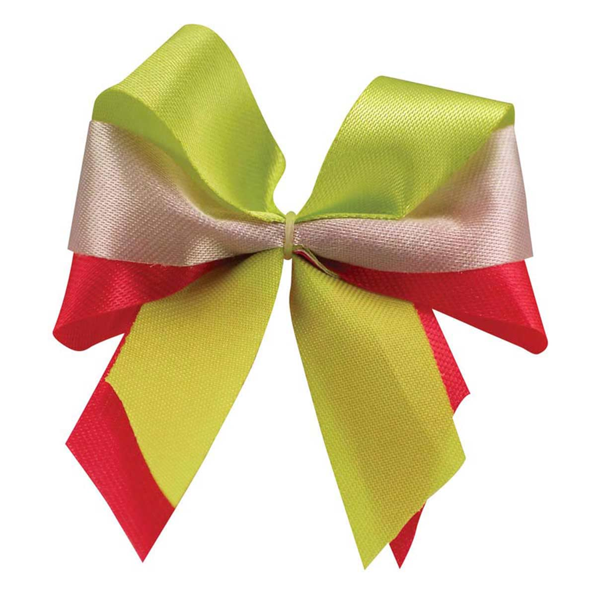 Fancy Finishes Triple Satin .625 inch Dog Bows - 100 Count Bag
