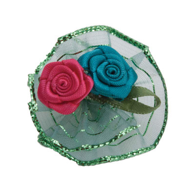 Fancy Finishes Victorian Holiday Organza Bows