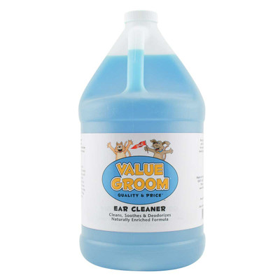 Gallon of Value Groom Ear Cleaner for Pets