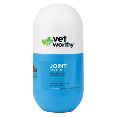 Level 3 Soft Chews Vet Worthy Joint Support 30 Count