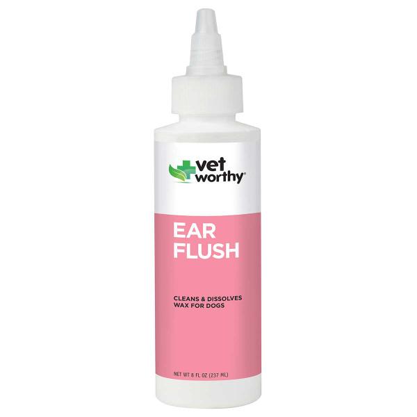 8 oz Vet Worthy Ear Flush for Dogs