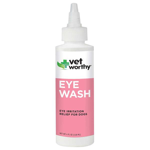 4 oz Vet Worthy Eye Wash for Dogs