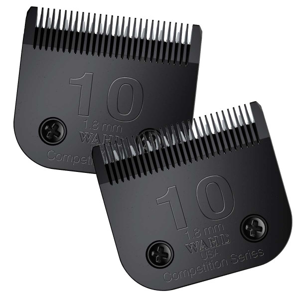 2 pack Wahl #10 Ultimate Blades