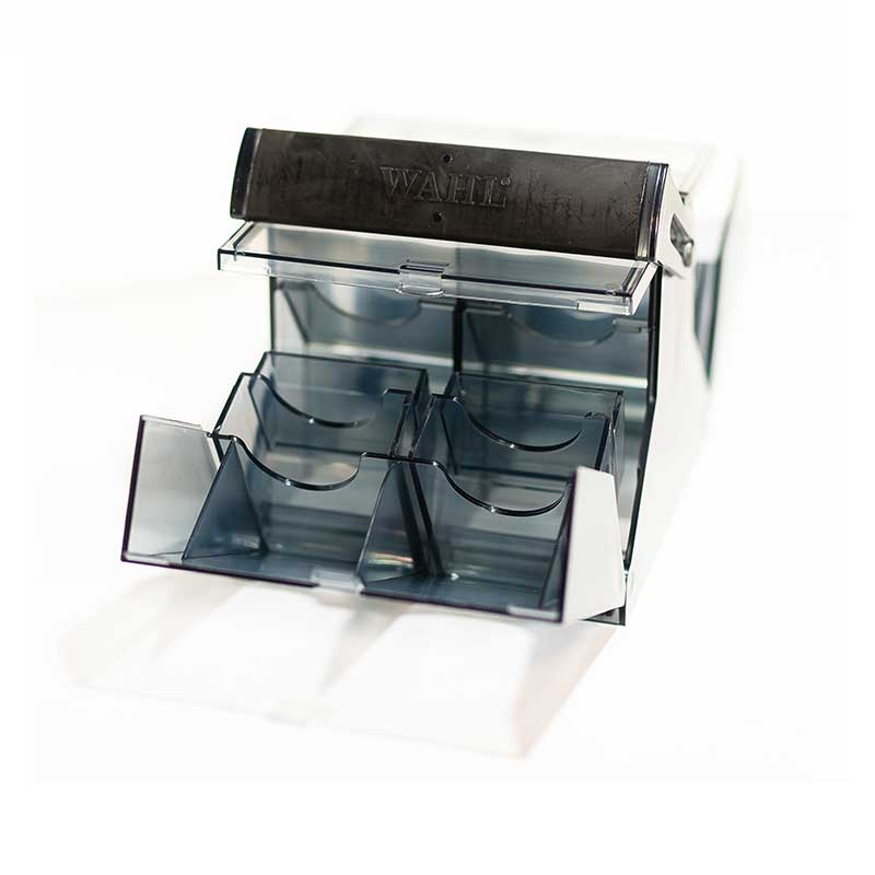 Wahl Total Solutions Organizer for Grooming Blades and Combs