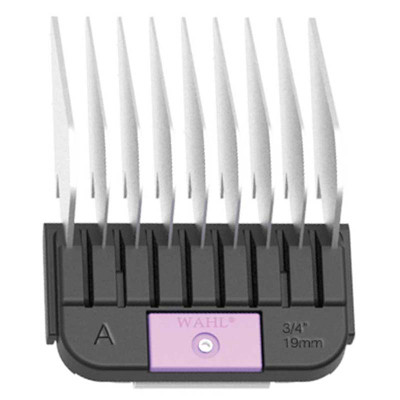 #A (3/4 inch) Wahl Stainless Steel Guide Comb