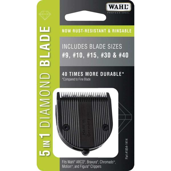 Packaging Wahl 5 in 1 Diamond Blade