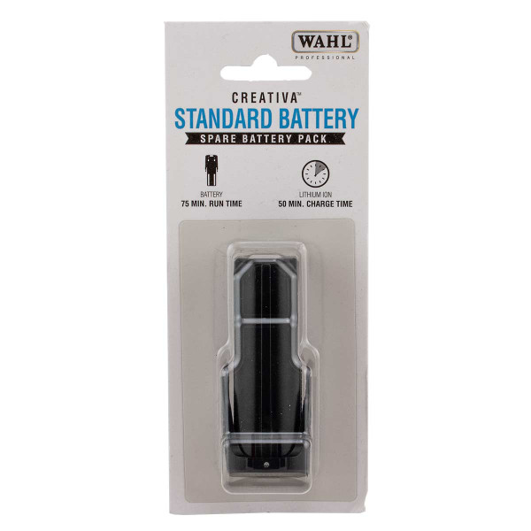 Packaging for Wahl Creativa Clipper Standard Replacement Battery