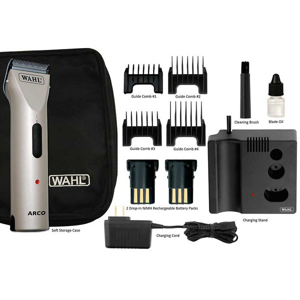 Kit for Wahl Arco Cordless Clipper Champagne