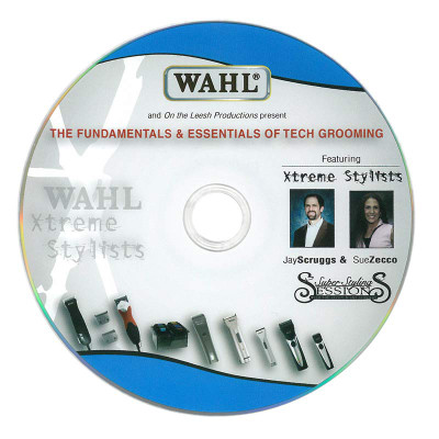 Wahl Grooming DVD with Sue Zecco and Jay Scruggs