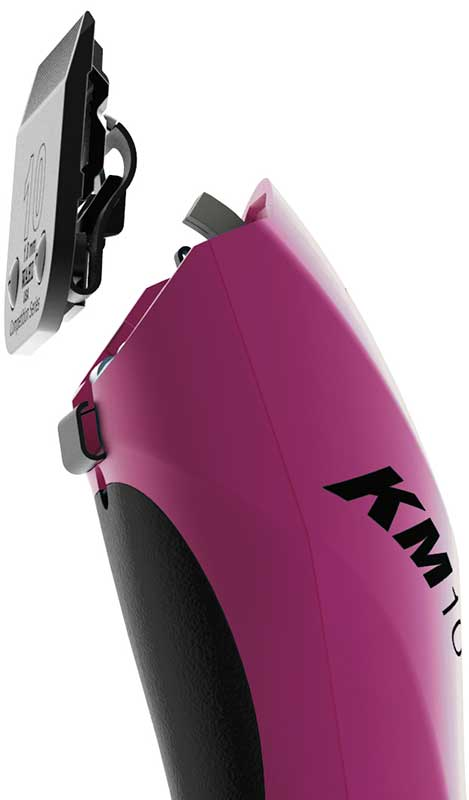 Grooming Wahl KM10 Dog Grooming Clipper Berry with Detachable Blade