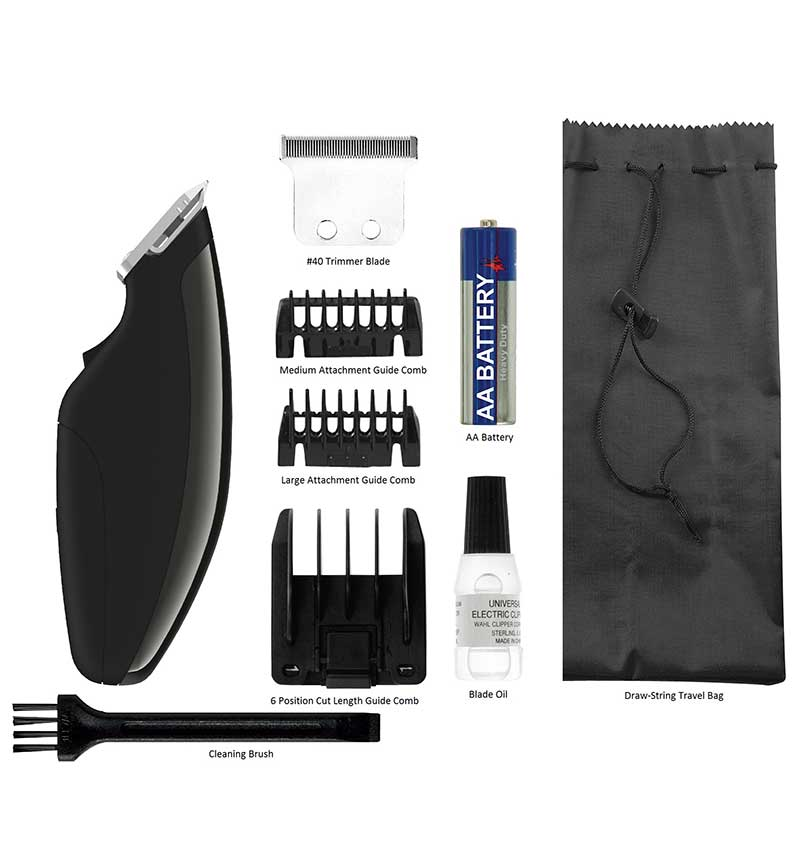 Kit for Wahl Super Pocket Pro Trimmer