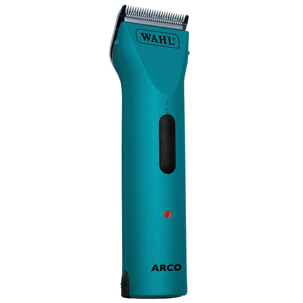 Teal Wahl Vet Arco Clipper; Cordless Clipper Kit