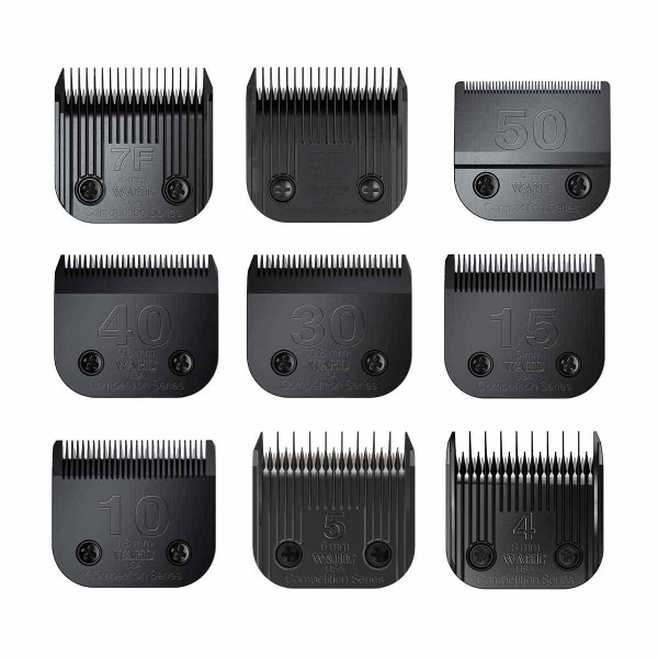 Wahl Ultimate Competition Series Grooming Blades