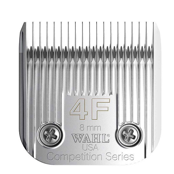 Dog Grooming Blades: Wahl Competition Series Blade #4F 5/16 inch Cut - 8 mm at Ryan's Pet Supplies