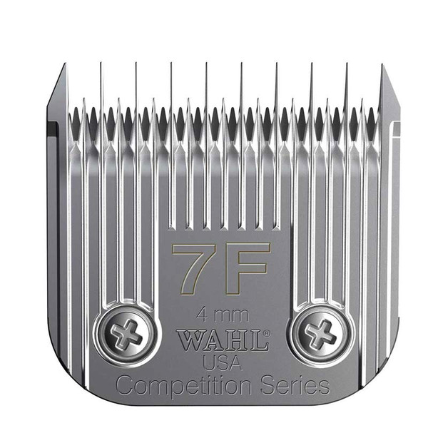 Wahl Competition Series Blade #7F 5/32 inch Cut available at Ryan's Pet Supplies