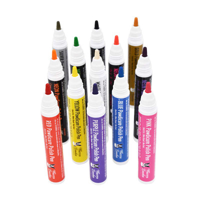 Warren London Pawdicure Polish Pens All 13 Colors and other Creative Grooming by brands you can trust at Ryan's Pet Supplies