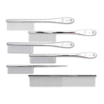 Yento Comb Set for Grooming Professionals
